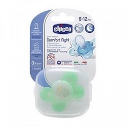 Chicco Physio Comfort Soother -6-12M - 8058664059065 - Chicco-600x600-0